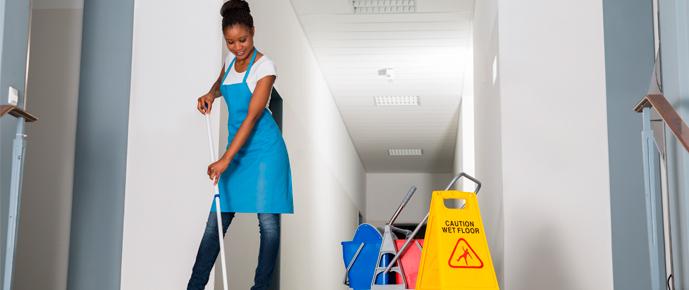 seguro para prestacao de servico de limpeza