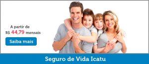 Seguro de vida Icatu